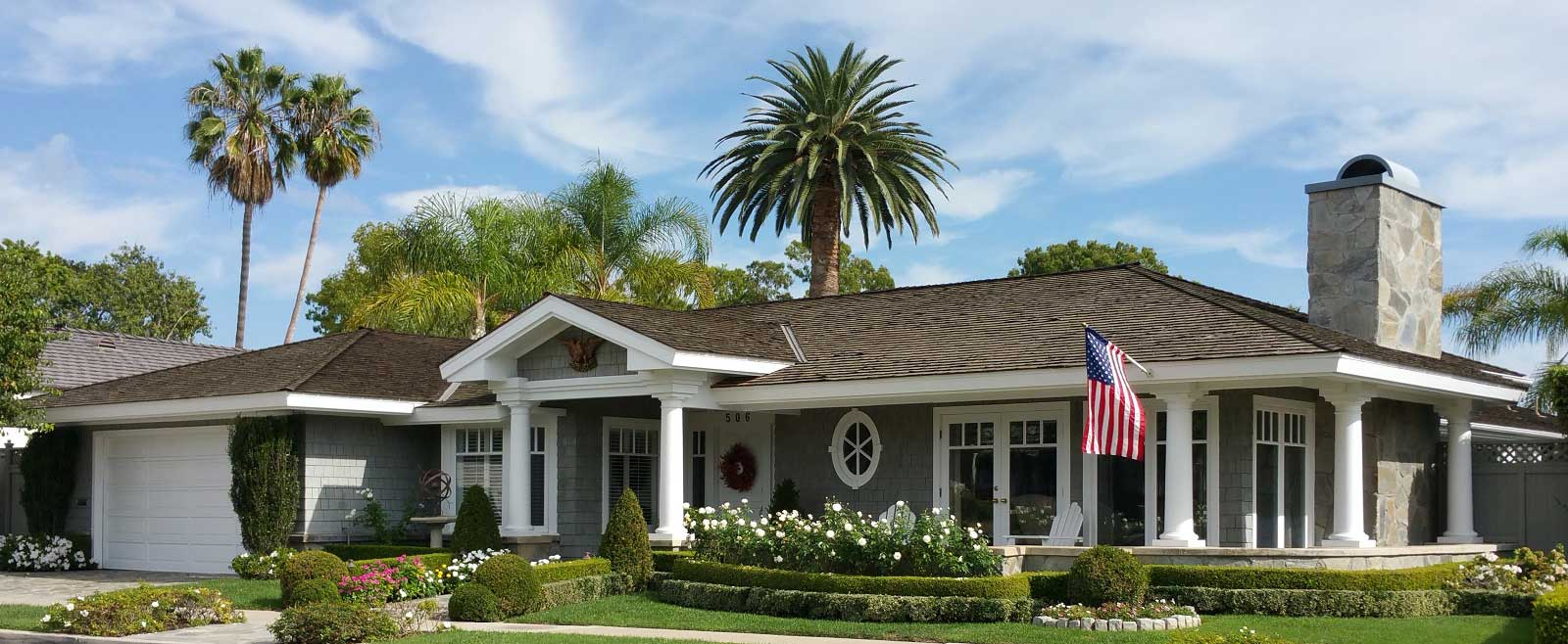 Newport Beach custom home appraisal
