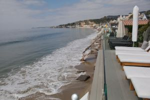 "Appraisal for beach front ""as if"" vacant lot in Malibu Colony"