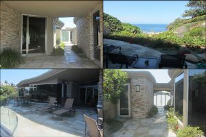 Custom home in the Village, Corona Del Mar CA